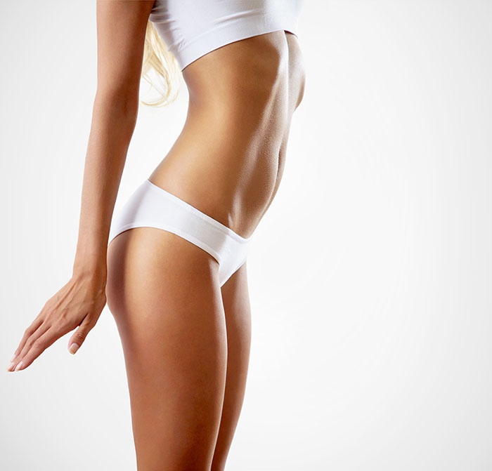 Slim and toned body from Emsculpt Treatment | SF Bay Cosmetic Body Sculpting